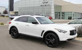 2015 Infiniti QX70 - Information and photos - ZombieDrive