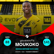 Actually, youssoufa moukoko's parents (joseph and marie) were very foresighted in family youssoufa moukoko untold career story: Squawka Football On Twitter Youssoufa Moukoko Has Scored 141 Goals In 88 Games For Borussia Dortmund S Youth Teams It Would Be Amazing To See Him Alongside Erling Haaland At Least Once