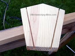 the kerfs for the plexi glass hopper bird feeder plans kerf