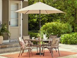 apartment patio furniture. Patio Umbrella And Patio Set Apartment Furniture