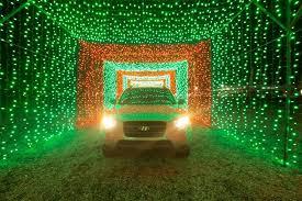 luminaries spectacular lighting display. christmas in color luminaries spectacular lighting display