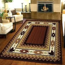 round rustic rugs rustic cabin area rugs rustic cabin area rugs inspirational magnificent western rug fish