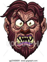 werewolf face drawing. Delighful Drawing Werewolf Face On Face Drawing F