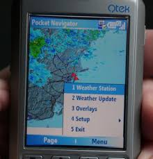 Pocket Navigator Sp With A Fab Weather Page Panbo