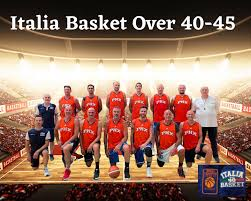 Italia Basket Over 40 - Home