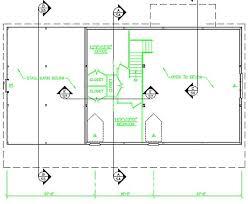 pole barn house plans post frame
