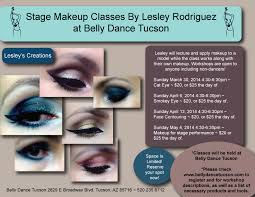 lesley rodriguez makeup flier posted march 14 2016 by belly dance