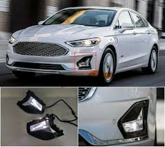 Ford Mondeo Fog Lights Switch Details About Front Fog Lamp Kit W Bulb Switch Cable Bezel For Ford Fusion Mondeo 2019 2020