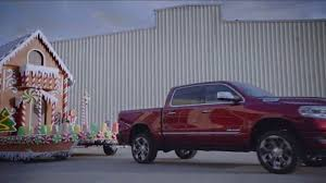 Ram Trucks 2018 Big Finish TV Commercial, 'Gingerbuilders' Song by ...