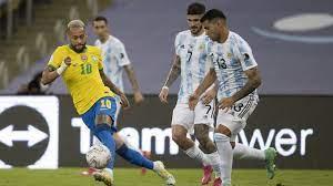 موعد مباراة البرازيل والأرجنتين اليوم والقنوات الناقلة في تصفيات المونديال  2022 - كورة في العارضة