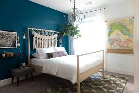 aren t you so in love with that wall color when i found out that the 2018 color of the year was oceanside my first thought was well that s bold and it