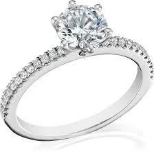 Diamonds Direct Designers Classique Engagement Ring Z1476r6 5
