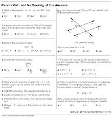 8Th Grade Math Review Worksheets Worksheets for all | Download and ...