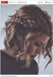 Coiffure Mariage Cheveux Carre Boucle Cheveux Naturels