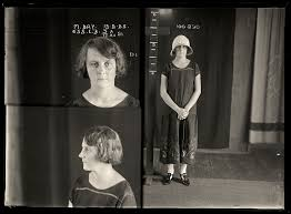 Marjorie Day alias Elma Walton, criminal record number 655LB, 13 February  1925. State Reformatory for Women, Long Bay. | Sydney Living Museums