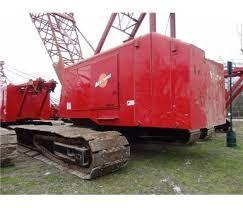 Manitowoc 4100w Crawler Crane Western Pacific Crane