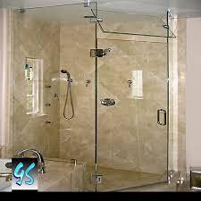 Glass Corner Shower Door