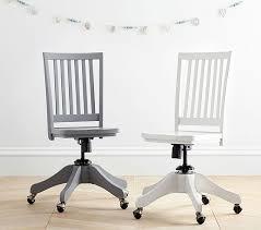 kids swivel desk chair. Wonderful Kids Carolina Swivel Desk Chair To Kids Pottery Barn