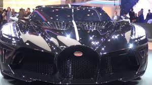 Bugatti will give its la voiture noire, the world's most expensive new car, its us debut at the car — which saw its original debut at the geneva international motor show — has a price tag of $18.7 million. Bugatti La Voiture Noire 2019 Most Expensive Car Ever Sold Incpak