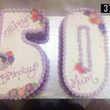 50th Birthdays Country Cakes