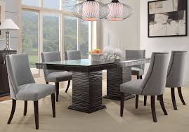 Contemporary Dining Room Table And Chairs