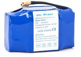 <b>Аккумулятор</b> для гироскутера <b>Janec Power</b> 36V 4.4Ah 158.4Wh ...
