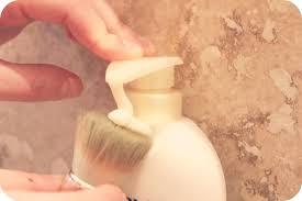 make up brush fd