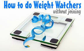 Weight Watchers Points Plus Range Chart How To Do Weight Watchers Without Joining