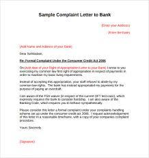 Complaint Format Complaint Letter 100 Free Word PDF Format Download Free 70