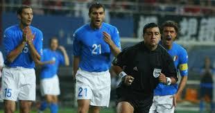 a 17 anni da italia-corea del sud ai mondiali 2002, l'arbitro byron moreno  ammette di ... - video - Dagospia