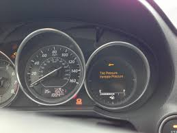 2017 Mazda 6 Dash Lights Tpms Warning Mazda 6 Forums