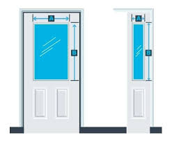half door blinds. Interesting Door Odl Door Blinds Half View Glass In Half Door Blinds