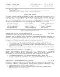 Sample Flight Nurse Resume Sample Flight Nurse Resume Community ...