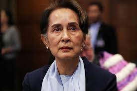 Aung San Suu Kyi denies genocide, says Rohingya Muslims caught up in armed  internal conflict - ABC News