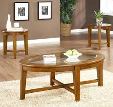 glass coffee table set of 3 coaster occasional sets piece contemporary round end fine furniture under