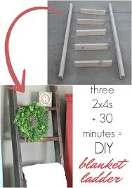 farmhouse ladder