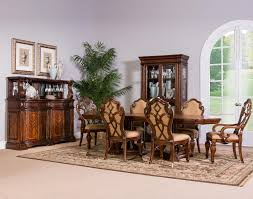 devonshire formal cherry dining room set fairmont designs furniture home gallery s
