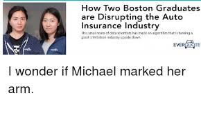 Ever Quote Beauteous How Two Boston Graduates Are Disrupting The Auto Insurance Industry