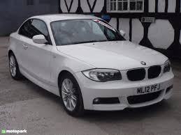 BMW 5 Series 1 series bmw coupe m sport : Bmw 1 Series Diesel Coupe 120d M Sport | MotoPark UK