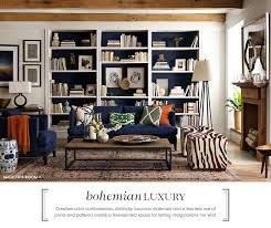 bohemian furniture and d cor collection williams sonoma