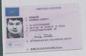 Wanted - Passport Fraud Fowler For amp; License Driving Norman