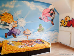 Dragon Ball Z Decorations 60 Pieces Canvas Painting Cartoon Dragon Ball Group Painting HD 40