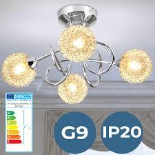 Details Zu Deckenleuchten Deckenlampe Wohnzimmer Esszimmer Schlafzimmer Lampen Rund Küche