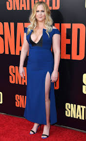 Amy Schumer Says She Feels Sexist When She s Covered in Dirt And Sweat