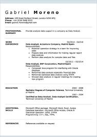 Resume Builder Online 5000 Free Professional Resume