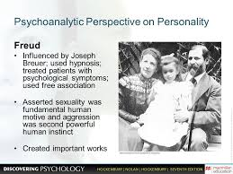 PERSONALITY Chapter Ten  Personality  Refers to an individual     s