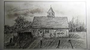farm fence drawing. Farm Fence Drawing