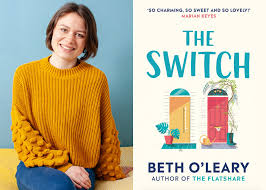 An Interview with Beth O'Leary: Author of the Switch - Joanie ...