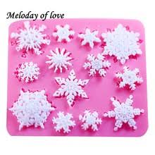 christmas mould silicon