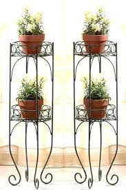 two tiered plant stand two tier plant stands metal round plant stand 2 two round 2 tier wrought iron plant two tier plant stands tiered wooden plant stand